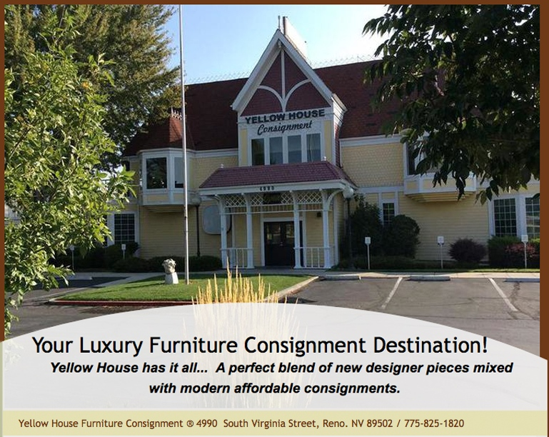 Yellow House Furniture Consignment Reno Nv