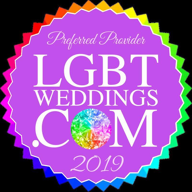 Preferred Vendor LGBTWeddings.com